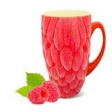 Raspberry tea Royalty Free Stock Photos