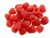 Raspberrys Royalty Free Stock Photo