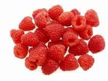 Raspberrys Foto de archivo libre de regalías