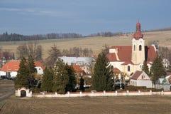 Raspenava, Czech republic Royalty Free Stock Images