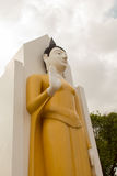 Rassa atta Phra: άγαλμα του Βούδα λεπτομέρειας σε Wat Yai Phitsanulok, Τ Στοκ Φωτογραφία