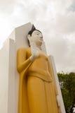 Rassa atta Phra: детализируйте статую Будды на Wat Yai Phitsanulok, t Стоковая Фотография