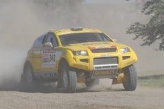 rassemblement 2009 de l'Argentine Chili Dakar photos stock