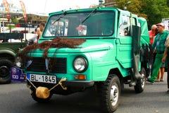 Rassemblement antique international 'Riga rétro' 2013 de véhicule à moteur images stock