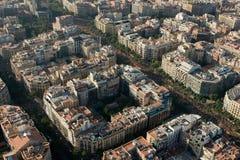 Rassemblement catalan de l'indépendance Image libre de droits