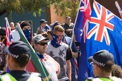 Rassemblement d'Australie de récupération - Melton Images stock