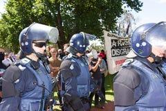 Rassemblement d'Australie de récupération - Melton Image libre de droits