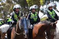 Rassemblement d'Australie de récupération - Melton Photos libres de droits