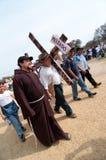 Rassemblement d'immigration à Washington Images libres de droits