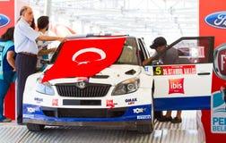 35 Rassemblement d'Istanbul Photo stock