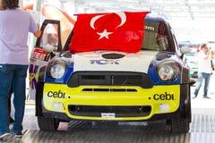 35 Rassemblement d'Istanbul Photos libres de droits