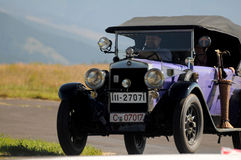 Rassemblement d'Oldtimer - Fiat 503, 1926 Image stock