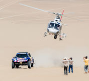 Rassemblement Dakar 2013 Photo stock