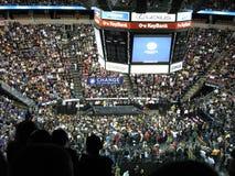 Rassemblement de Barack Obama Photo libre de droits