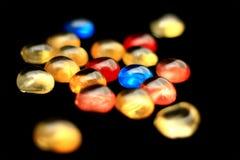 Rassemblement de gemme Photo stock