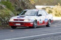 Rassemblement de la Nouvelle Zélande Targa Image stock