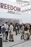 Rassemblement de mode Photos libres de droits