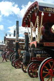 Rassemblement North Yorkshire de vapeur de Pickering au R-U Photo libre de droits