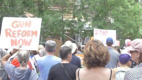 Rassemblement pour la réforme d'arme à feu clips vidéos