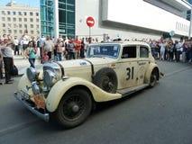 Rassemblez Pékin à Paris 2013, Kharkov, la voiture 31 Images stock