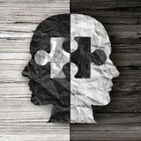 Rassen Etnische Sociale Kwestie vector illustratie