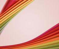 Rasta Colorful Abstract Background Royalty Free Stock Image