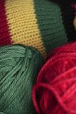 rastafarian μαλλί καπέλων Στοκ Εικόνες