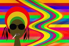 rastafarian Zdjęcia Stock