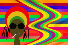 Rastafarian Fotos de Stock