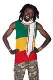 rastafarian Стоковая Фотография RF
