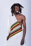 Rastafarian man Royalty Free Stock Images