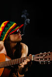 Rastafarian Man Stock Images