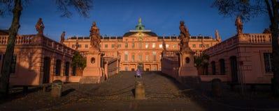 Rastatt Schloss, Baden, Niemcy Fotografia Royalty Free