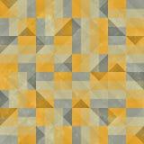 Raster Bezszwowy Geometryczny wzór ilustracja wektor