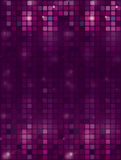 RASTER Disco-ball pattern stock images