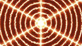 raster för brand 4k med bakgrund för polara koordinater