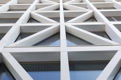 Raster facade Stock Photography