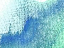 Raster ilustracyjna akwarela plami tło ilustracja wektor