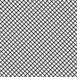 Raster ingrepp med rektangulära celler Galler gallermodell Seaml stock illustrationer
