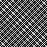 Raster ingrepp med rektangulära celler Galler gallermodell Seaml royaltyfri illustrationer