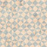 Raster sömlösa geometriska Patttern Royaltyfri Bild