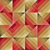 Raster sömlösa geometriska Patttern Royaltyfria Foton