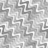 Raster Seamless Greyscale Texture. Gradient Wavy Lines Pattern. Subtle Abstract Background Stock Photos