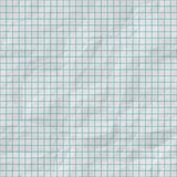 Raster Seamless Grid Lines On Folded Paper Texture royalty free stock image