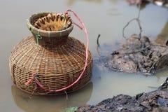 Rastrelliera Tailandia Fotografia Stock