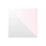 Rastrerad textur Rastrerade prickar Rastrerad effekt Arkivfoto