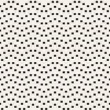 Rastrerade lättretliga linjer mosaisk ändlös stilfull textur seamless vektorwhite för svart modell Royaltyfria Foton
