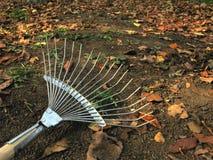 Rastrillo Imagen de archivo libre de regalías