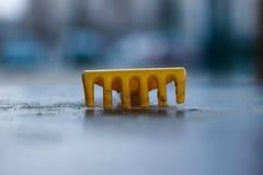 Rastrillo del plástico del ` s de los niños Imagen de archivo