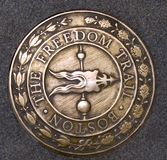 Rastro Boston Massachusetts de la libertad fotografía de archivo libre de regalías